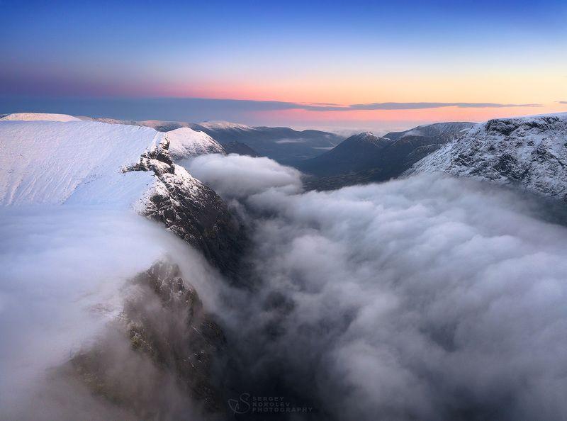 Облачный водопадphoto preview