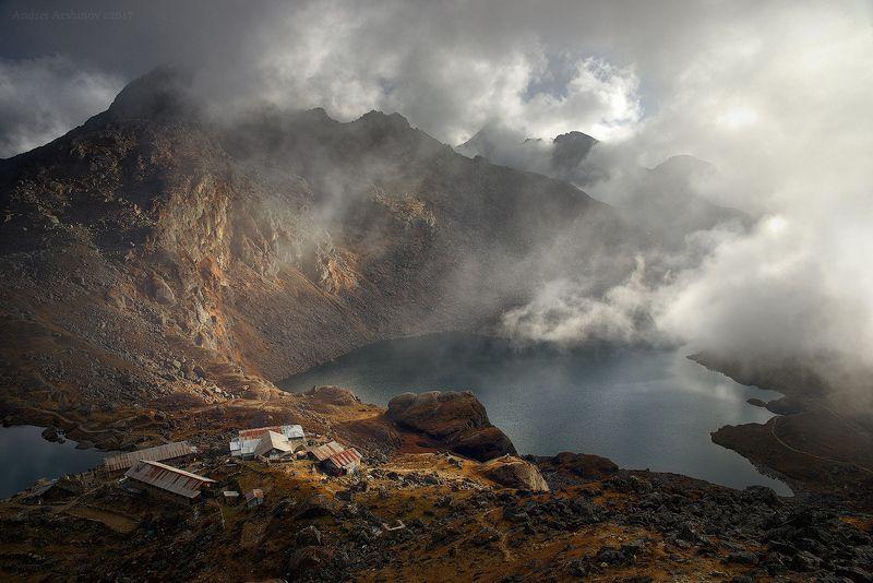 в облачной дымкеphoto preview