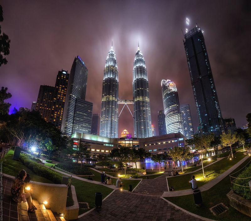 толмачев дмитрий, малазия, куала лумпур, петронас, башни, город Про Петронас...photo preview