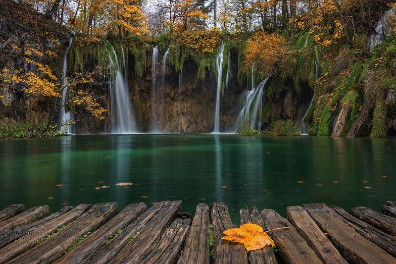 хорватия, плитвицкие озера, сroatia, plitvice lakes Осень на Плитвицких.photo preview