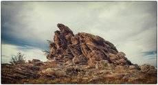 Каменные идолы Байкала.