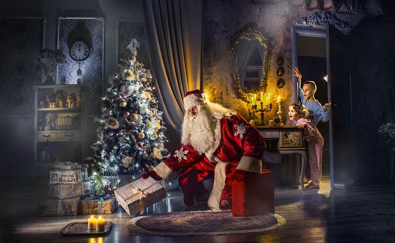 Christmas nightphoto preview