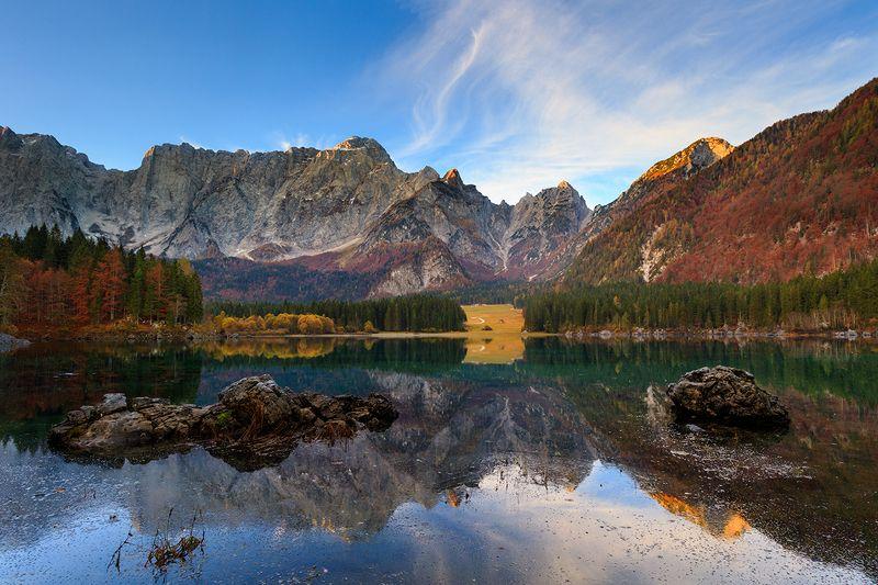 Lago di Fusinephoto preview