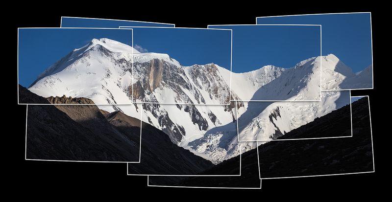 центральный, тянь-шань ...про лед и мраморphoto preview