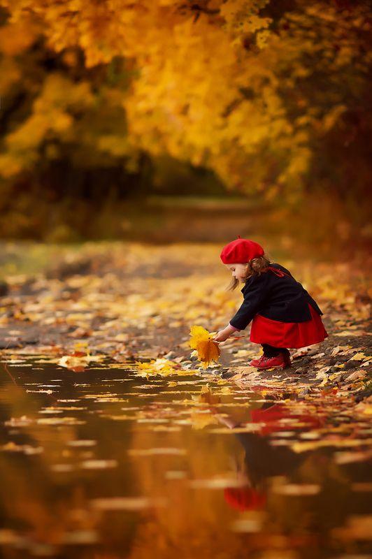 Осеньний листphoto preview