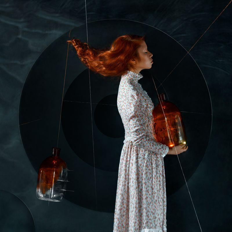 арт,portrait,композиция,графика,people,девушки,girl,face Сон во снеphoto preview