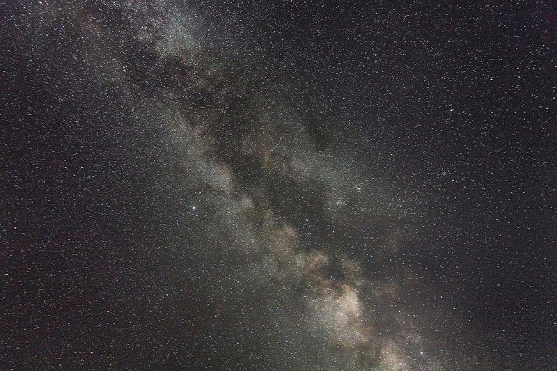 Ай-Петри Крым звезды млечный путь Млечный путь.photo preview