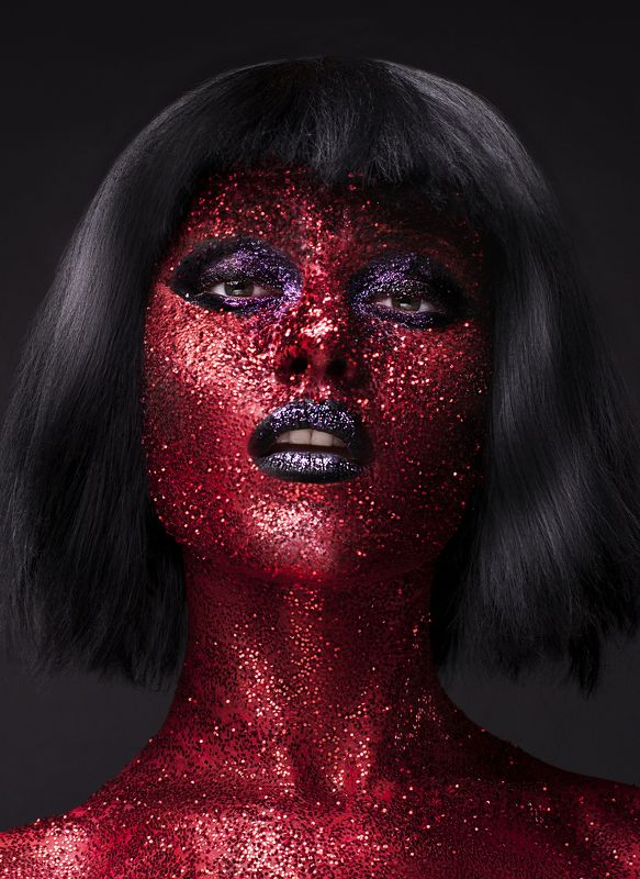 red, shining, #kirillgolovan Red shiningphoto preview