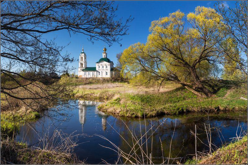 россия, ивановская обл, сидоровское Майский день наполнен светомphoto preview