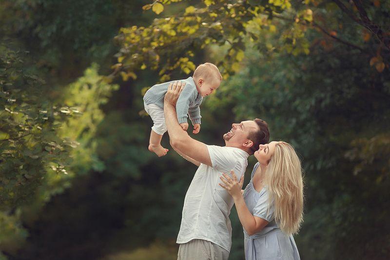 семья, дети, портрет photo preview