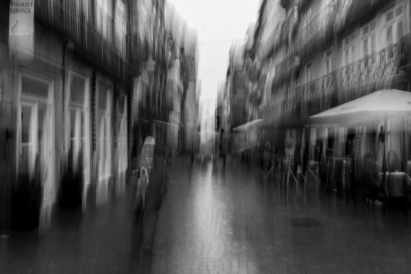 movements, blur, camera motion, street, people Intentional Movementsphoto preview