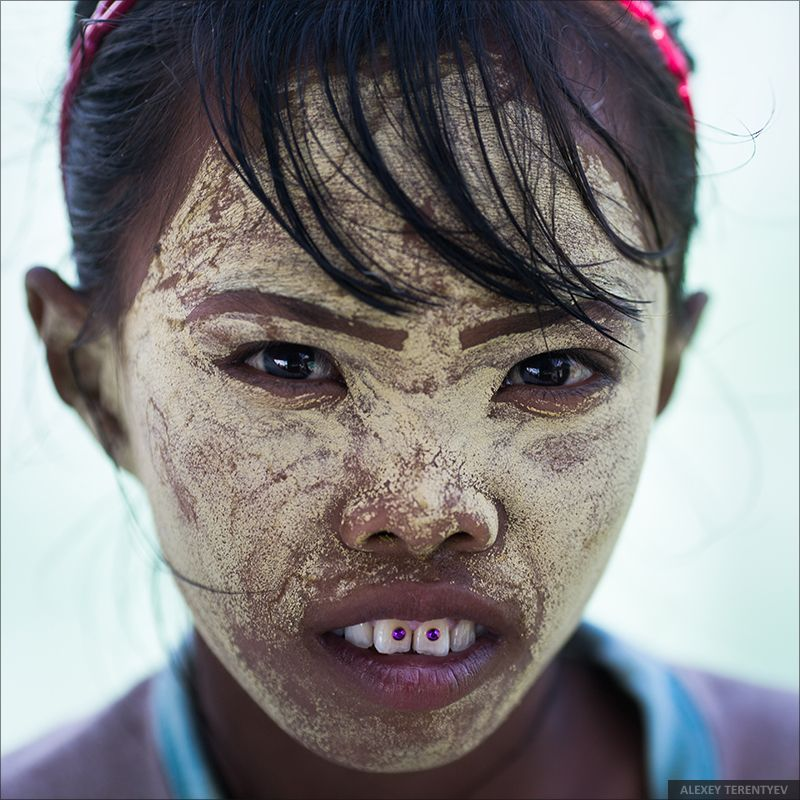 девушка, портрет, лицо, взгляд Люди моряphoto preview