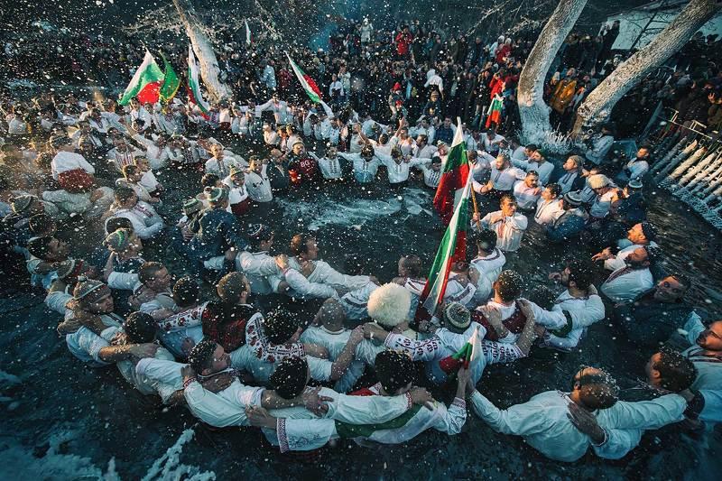 болгария Крещение в Болгарииphoto preview