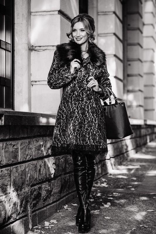 Fashion, Woman, Style G. n B/Wphoto preview