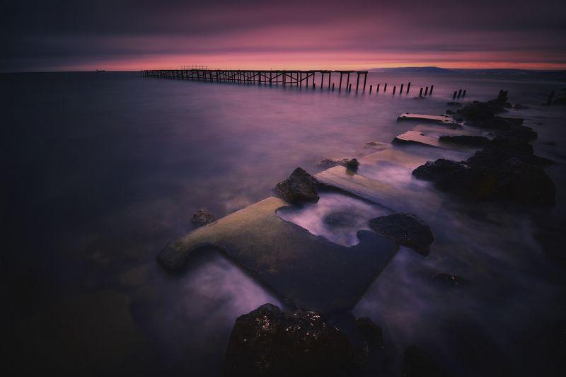 landscape, seascape, blacksea, sea, пейзаж, природа Тphoto preview