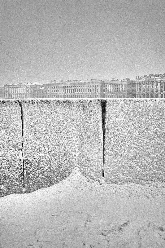 Зима в Санкт-Петербургеphoto preview