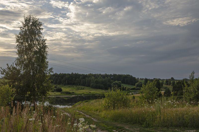 nevant60, березуцкий, _александр, природа, красота, пейзаж, путешествия, , вечер, озеро Вечер на озереphoto preview