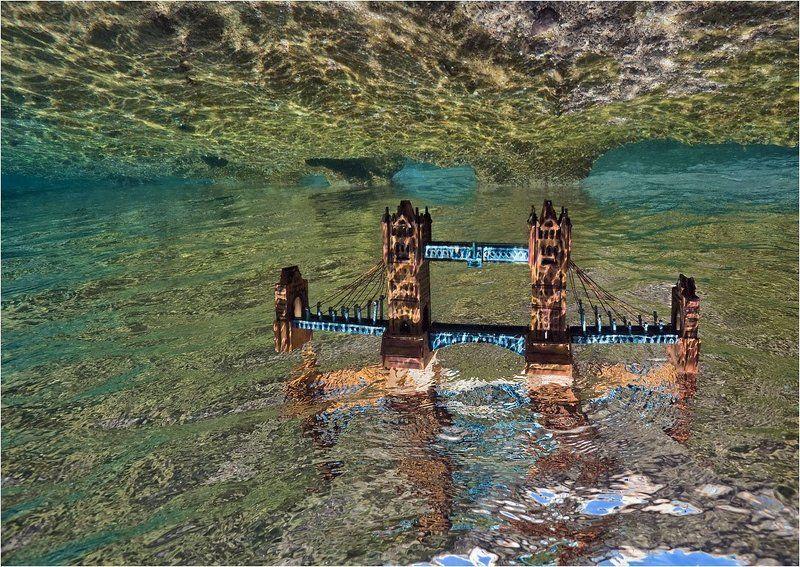 tower, bridge Прогулки по городам мираphoto preview