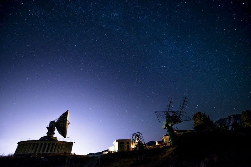 казахстан, горы, тянь-шань, бао, большое алматинское озеро, обсерватория, тянь-шаньская астрономическая обсерватория, Тянь-Шаньская астрономическая обсерваторияphoto preview