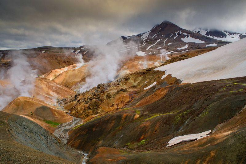 Kerlingarfjöll. Исландияphoto preview