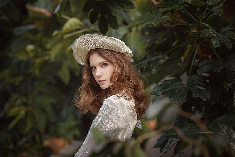 портрет Веснаphoto preview