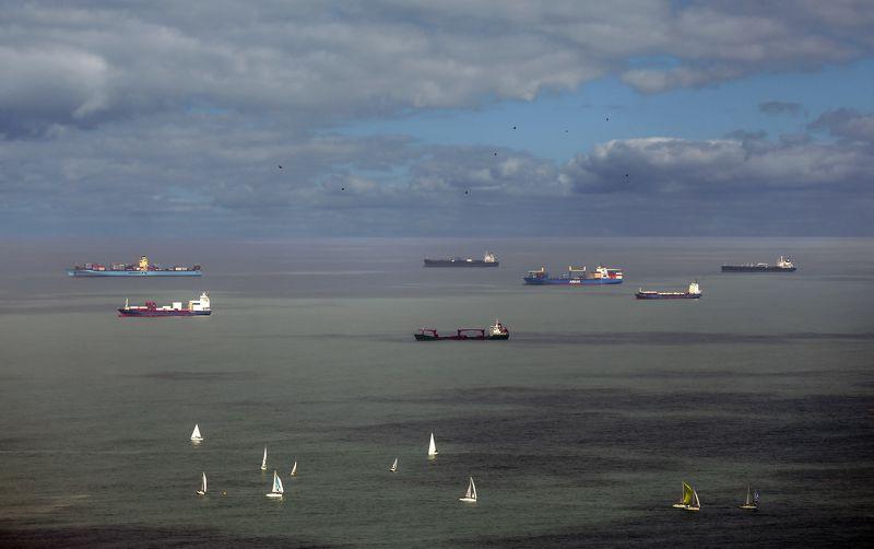 Хайфский залив 20.01. 2018photo preview