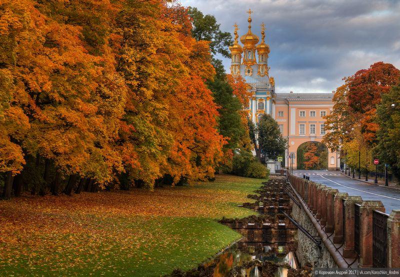 Осень в Царском селе...photo preview