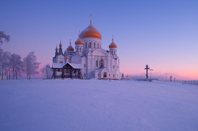В морозной тишине.photo preview