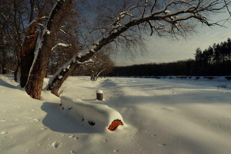 январь зима снег Январские зарисовки.photo preview