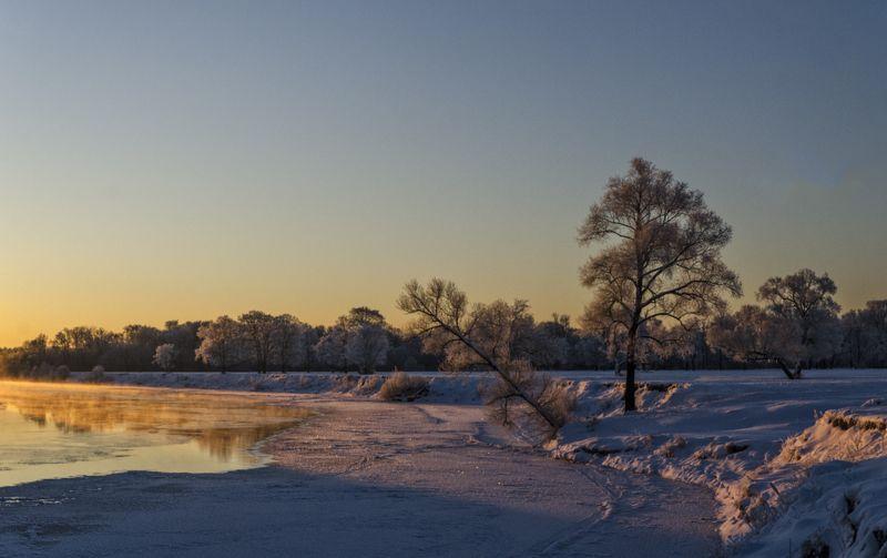 nevant60., березуцкий_александр., природа., красота., пейзаж., путешествия., утро., мороз Морозное утроphoto preview