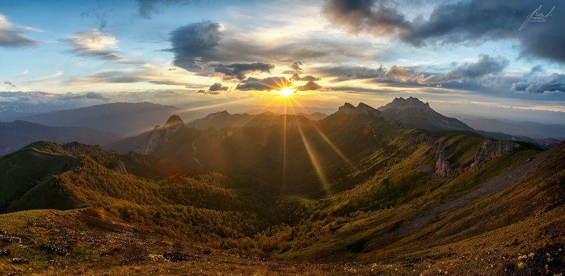 Панорама Большого Тхача.photo preview