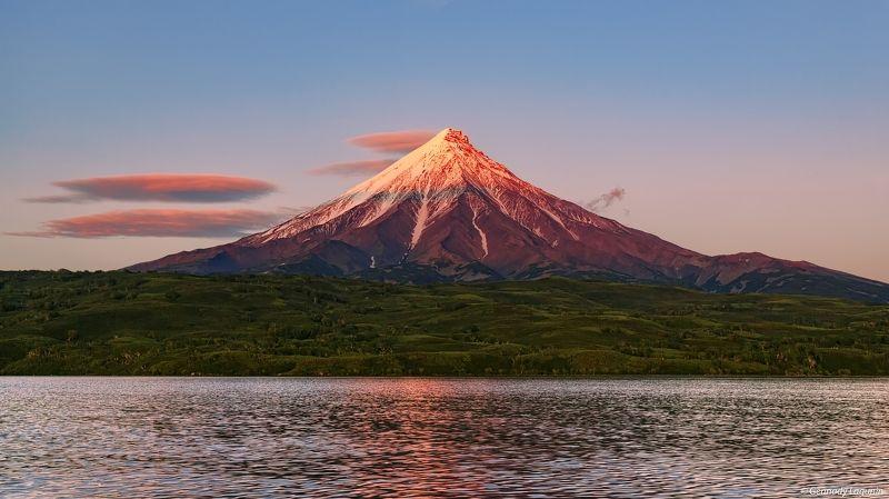kamchatka, камчатка, кроноцкий вулкан Дзэнphoto preview