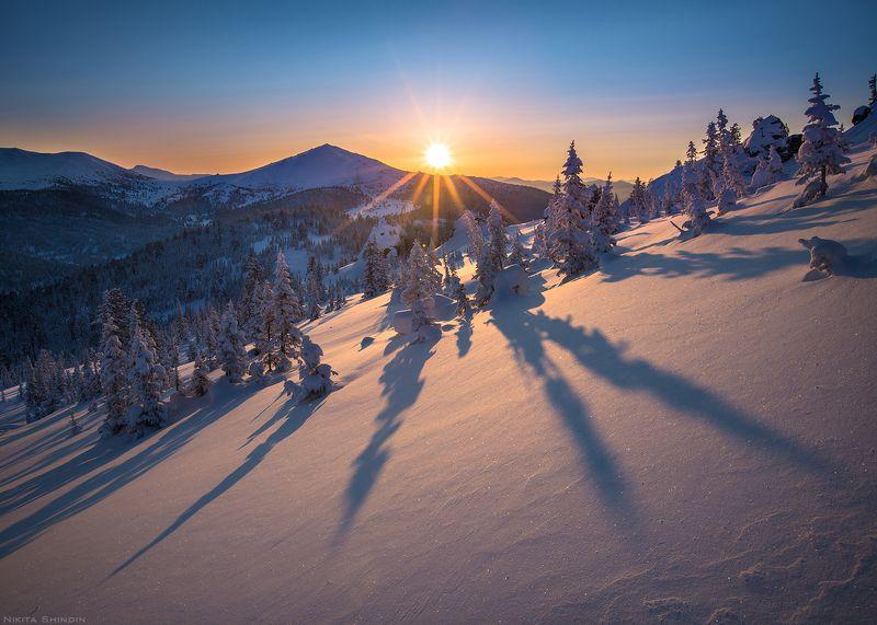 ергаки Сибирский рассветphoto preview