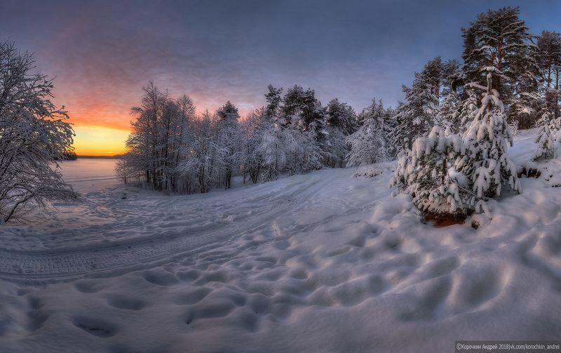 Зима однако...photo preview
