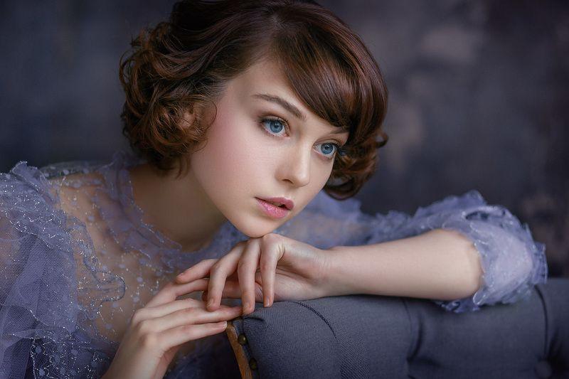 портрет Оляphoto preview