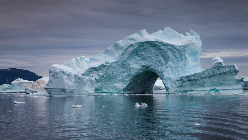 Айсберги, Гренландия, фототур Ледяная аркаphoto preview