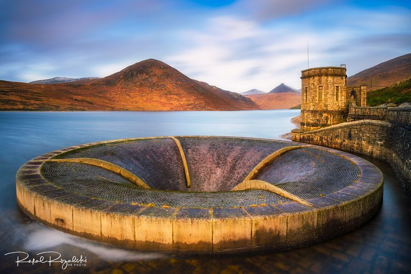 Northern Ireland, landscape, lake, mountains, ireland Hole in the Lakephoto preview