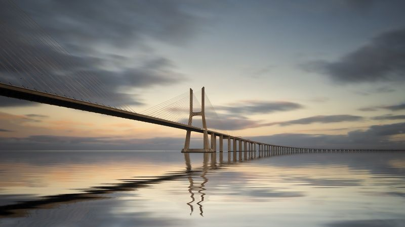 Ponte Vasco Da Gama IIIphoto preview