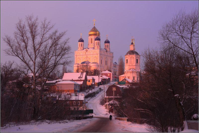 россия, липецкая обл, елец Елец утреннийphoto preview