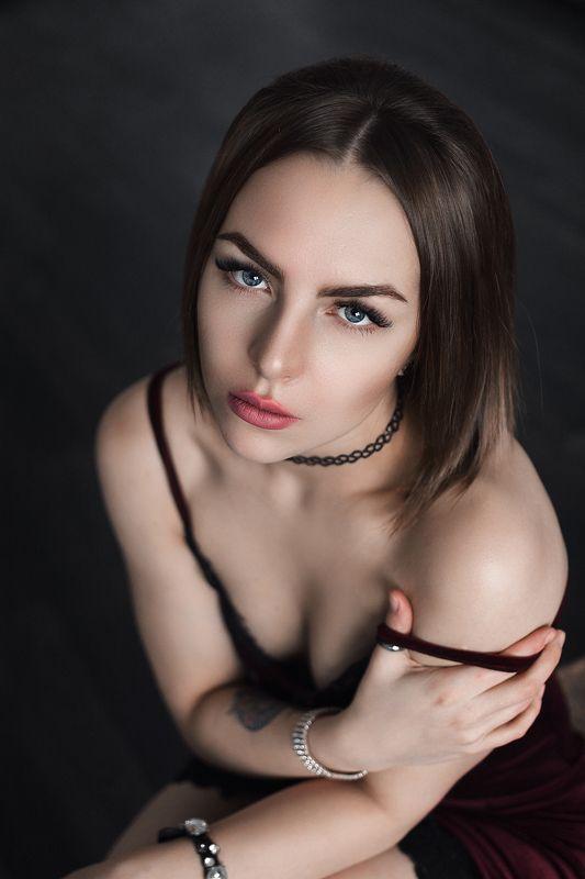 портрет, модель, естественный свет Lindaphoto preview