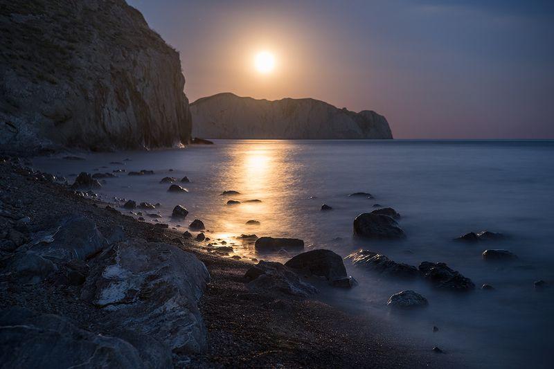 Луны восход.....photo preview