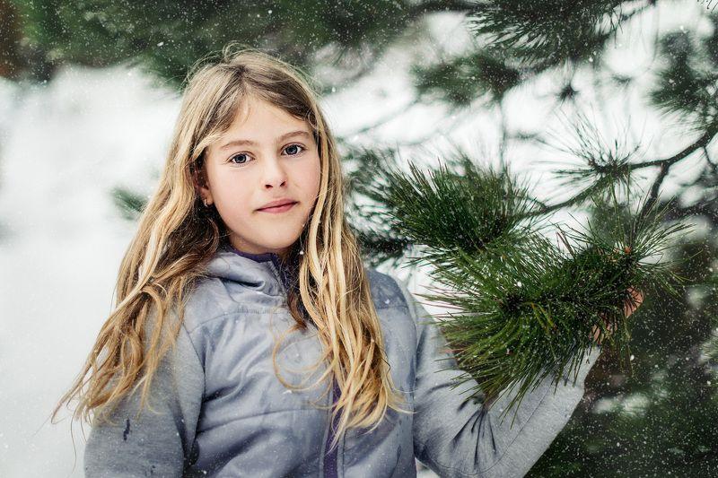winter , portrait , зима , photo preview