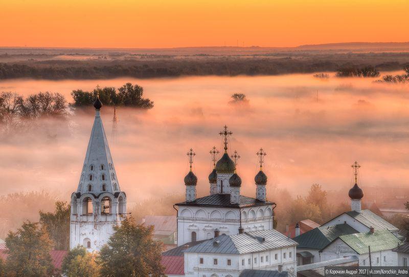 Утренний Гороховец...photo preview