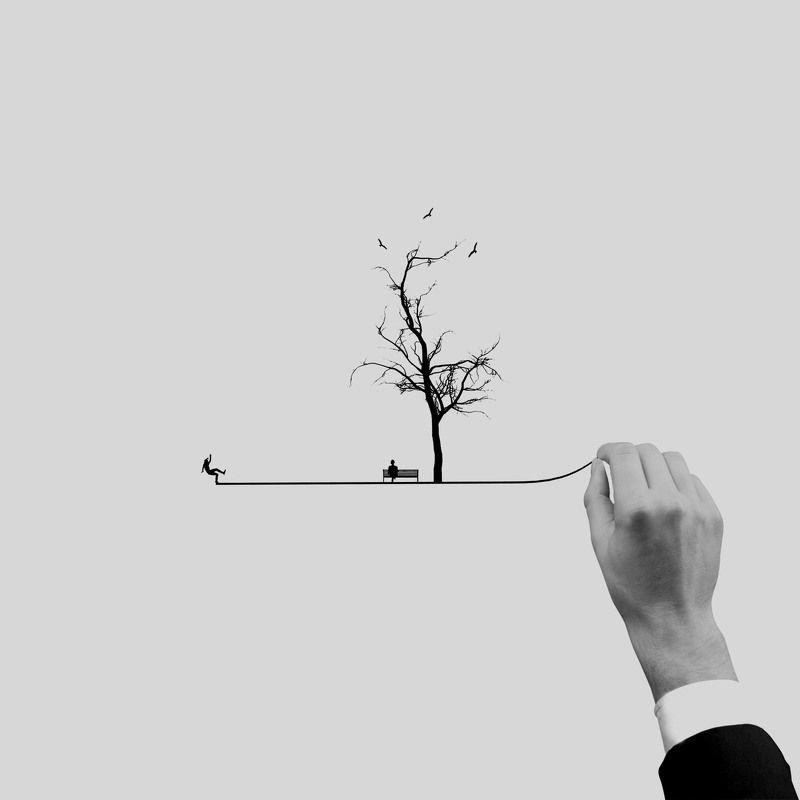 #35photo_ru#surrealart#photoshop #photography#minimalism #conceptual#fineart #instagram#ps_emotion#bnwminimalismmag #harfeaks #ir_photographer#ir_aks #hadimalijani#minimal #canon#blackandwhite#bnw#surreal#conceptualart#art Guardphoto preview