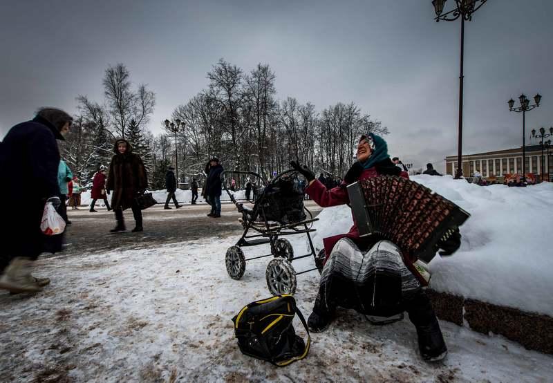 Масличные гулянья в Великом Новгороде.photo preview