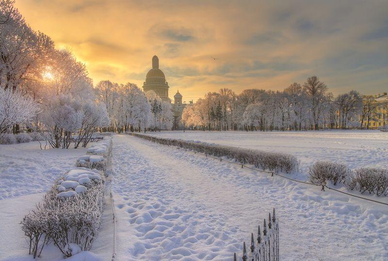 Санкт-Петербург. Февраль...photo preview