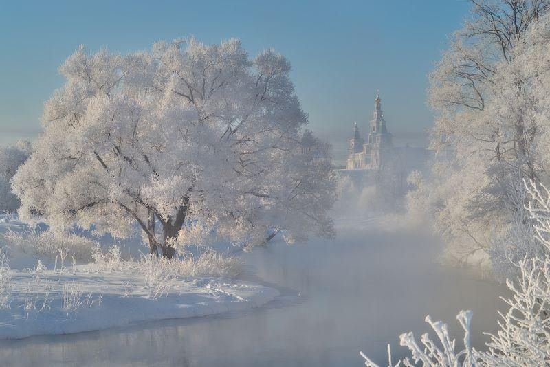 В плену белого рассвета.photo preview