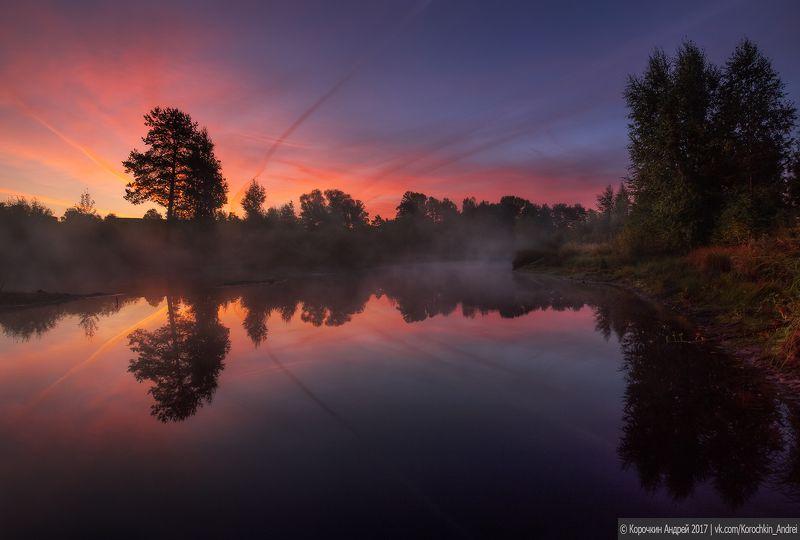 Утро на озере...photo preview