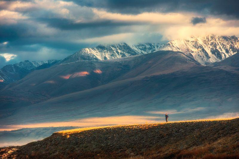 горы, человек, земля Вселенная / Altaiphoto preview