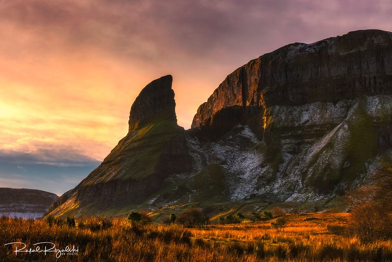 ireland, leitrim, landscape, mountains, nature, Eagle\'s Rock, Co Leitrim - Ireandphoto preview